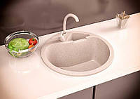 Кухонна мийка гранітна Stella Classic авена