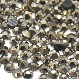 Стразы горячей фиксации DMC, ss8(2.3-2.5 мм), Стекло, Цвет: Коричневый (958) (1440 шт.)