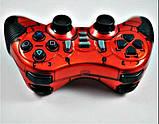 Беспроводной джойстик Game World GTM 6 в 1 для ПК/PS2/PS3/PC360/ANDROID TV/WIN10 Красный, фото 5