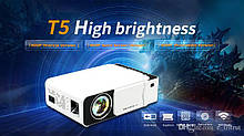 T5 WiFi Мультимедийный проектор 2600 люмен