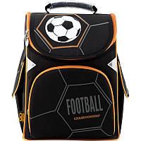 Рюкзак школьный каркасный Gopack GO19-5001S-8