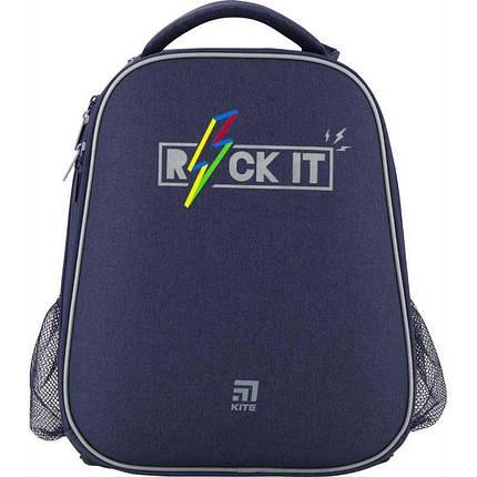 Рюкзак школьный каркасный Kite Education Rock it K20-531M-2, фото 2