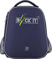 Рюкзак школьный каркасный Kite Education Rock it K20-531M-2, фото 3