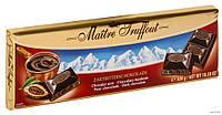 Шоколад темный Maitre Truffout, 300г