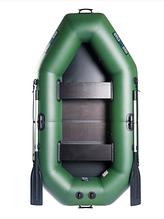 Надувная лодка Storm st240с dt