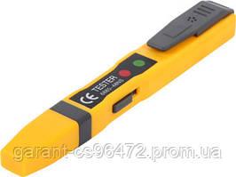 Індикатор-тестер e.tool.test09 140х3 прямий шліц АС/DC70-250В