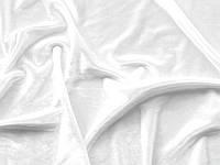 Ткани для танцев SMOOTH VELVET WHITE