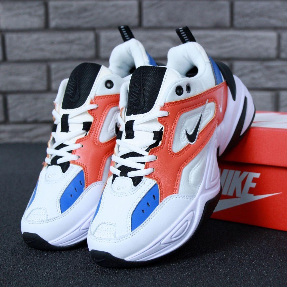Женские кроссовки в стиле Nike M2k Tekno