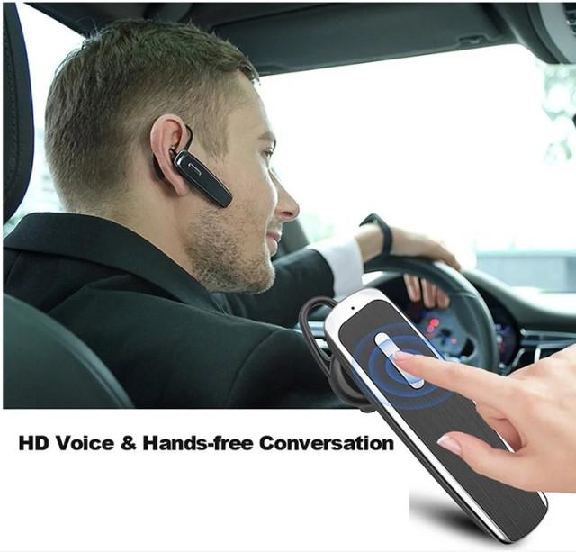 Bluetooth гарнитура New Bee LC-B30 с функцией Multipoint