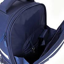 Рюкзак школьный каркасный Kite Education Hot Wheels HW20-531M, фото 3