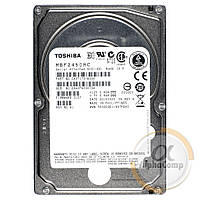 "Жесткий диск 2.5"" 450Gb Toshiba MBF2450RC (16/10000/SAS) БУ"