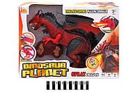 Динозавр на р/у, с музыкой и светом, RS6159A