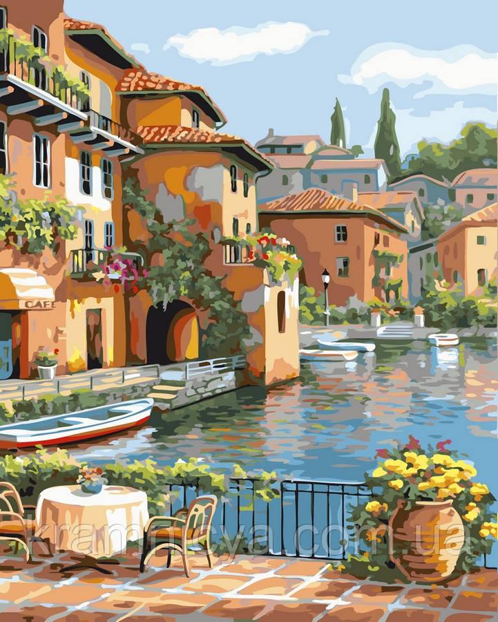 Картина по номерам Brushme Дыхание Венеции, 40х50 (GX4815)