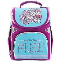 Рюкзак школьный каркасный Gopack GO18-5001S-2