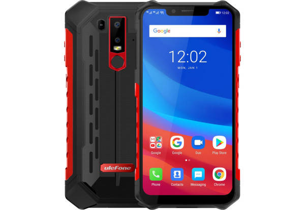 UleFone Armor 6E red, фото 2
