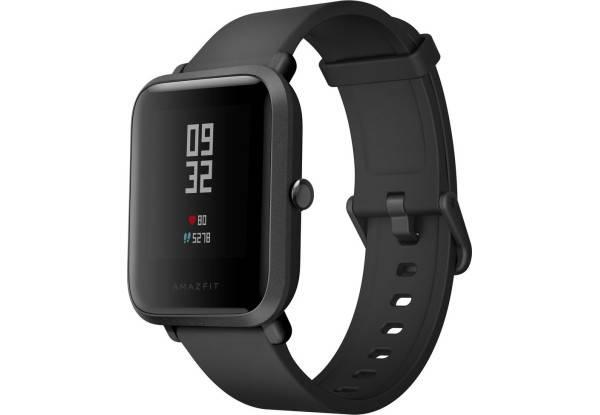 Смарт часы Xiaomi Amazfit Bip Lite black, фото 2