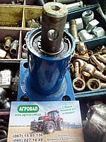 Вал стакан для насоса дозатора на Т-16, Т-25, Т-40, Нива, высокий, с отверстием, фото 1