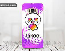 Силиконовый чехол для Huawei Honor 9 Lite Likee (Лайк) (13002-3439), фото 2
