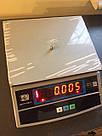 Весы фасовочные ВТЕ-Центровес-6-Т3-ДВ до 6 кг, дискретность 1 г, фото 6