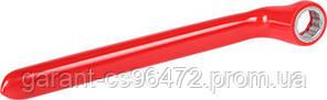 Ключ ізольований накидною e.insulating.ring.spanner.40313, 13мм