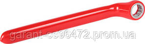 Ключ ізольований накидною e.insulating.ring.spanner.40317, 17мм