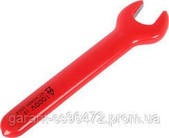 Ключ изолированный рожковый e.insulating.open.wrench.40113,  13мм