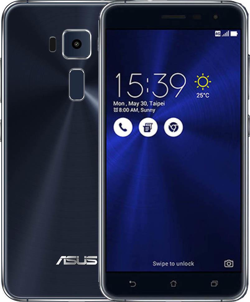 Asus ZenFone 3 ZE520KL 3/32Gb Black (STD01320)Нет в наличии