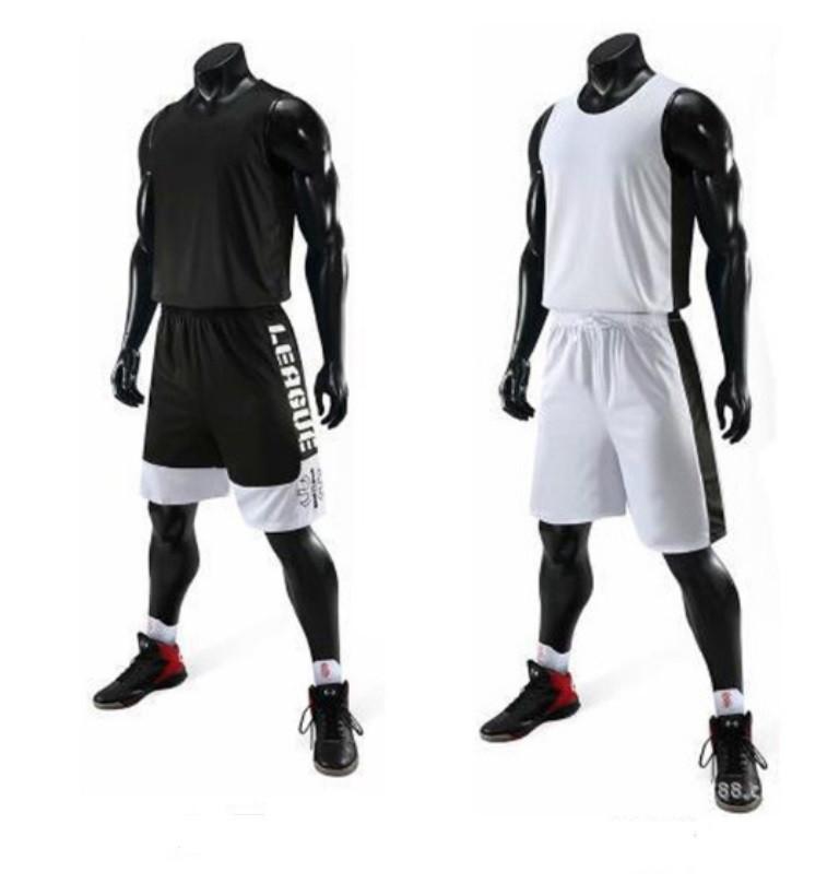 Баскетбольная форма ElitSport Vivat (двух-стороння)