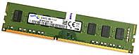 Оперативная память Samsung DDR3L 8Gb 1600MHz PC3L 12800U 2R8 CL11 (M378B1G73EB0-YK0) Б/У, фото 1