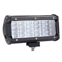 Фара LED | 36W | 5000K | 10-30 В | планка | балка | Дополнительный свет | рабочее свет | противотуманки