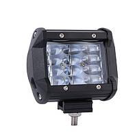 Фара LED, 36W, 5000K, 10-30 В, планка, балка, дополнительный свет, рабочий свет, противотуманки AX-TR0412-4,