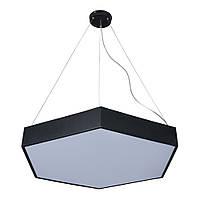 """LED светильник фигурный универсальный  """"Шестигранник"""" 60W IP20 890х770х82мм"""