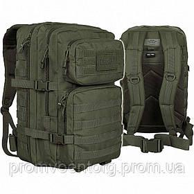 Рюкзак тактический Mil-Tec assault pack олива большой 36л