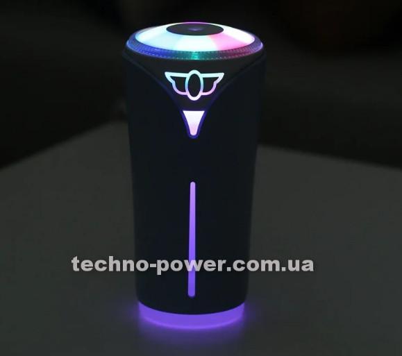 Ультразвуковой увлажнитель воздуха Диско стакан 280 мл.Colorful Humidifier OFAN-512