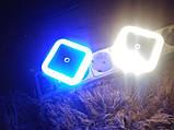 Светодиодный Светильник-ночник  от сети 220 В с датчиком освещенности, фото 5