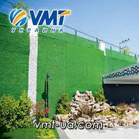 Декоративное зеленое ограждение