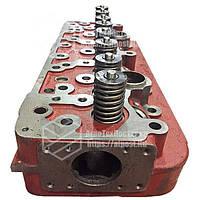Головка блока двигателя МТЗ Д-240, Д-243 в сборе с клапанами (упаковка дер. ящик) 240-1003012, фото 1