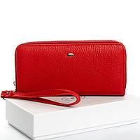 Кошелек Classic кожа DR. BOND  W39-3 red.Женский кожаный кошелек оптом и в розницу в Украине., фото 1
