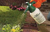 Как действует гербицид?