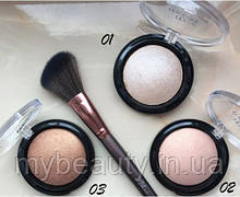 Хайлайтер для лица Malva Cosmetics Crystal Marble