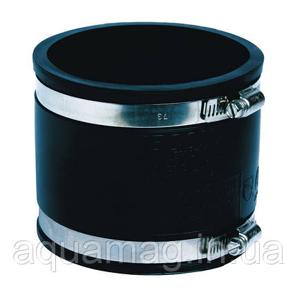 Гибкая муфта-переходник Pipeconx 200 х 200 мм для соединения труб, фото 2