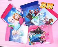 Детские сумки рюкзаки для обуви Frozen