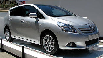 Toyota Verso 2009-
