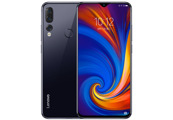 Lenovo Z5s 4/64 Starry Night Grey (STD03920)