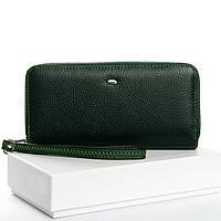 Кошелек Classic кожа DR. BOND  W39-3 dark-green.Женский кожаный кошелек оптом и в розницу в Украине., фото 1