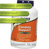NOW Candida Support 180 капс