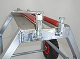Тележка для лодочного мотора BVS ТМП Truk, фото 5