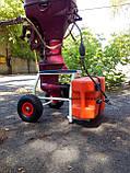 Тележка для лодочного мотора BVS ТМП Truk, фото 8