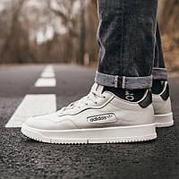Кроссовки мужские Adidas SC Primiera White Milk Адидас (Реплика ААА+)