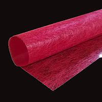 Сизаль в листах (красный) 55см*60см